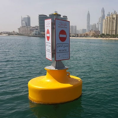 signage buoys north west marine