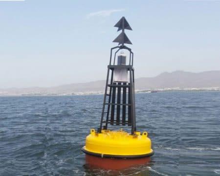 steel buoy triton north west marine uae