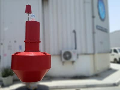 triton 1800 navigational buoy